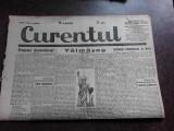 Ziarul Curentul , director Pamfil Seicaru , 24 aprilie nr.1876/1933
