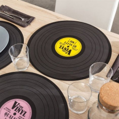 Napron masa Disc Vinyl
