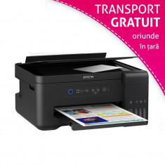 Multifunctionala color Epson L4150, WiFi, USB, sistem CISS preinstalat