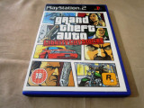 GTA Liberty City Stories, PS 2, original, alte sute de titluri, Shooting, 18+, Single player, Rockstar Games