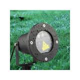 Cumpara ieftin Proiector laser metalic exterior cu diverse forme si figurine lumina verde si rosie LZ 9606