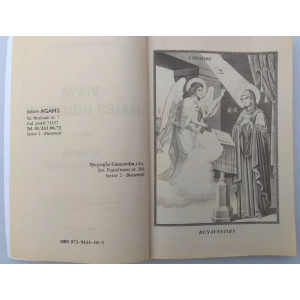 Carte religie crestin ortodoxa Viata Maicii Domnului - Nicodim Mandita