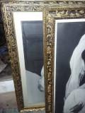 2 rame de tablou vechi pentru picturi vechi,Transport GRATUIT