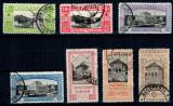 1906 - Expozitia Generala, supratipar SE, serie incompleta stamp