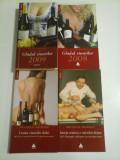 Istoria erotica a micului dejun * Ghidul vinurilor 2008 * Cartea vinurilor dulci * Ghidul vinurilor 2009 (4 volume) - DAN SILVIU BOERESCU