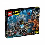 LEGO® Super Heroes - Invazia lui Clayface™ in Batcave (76122)