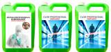 Cumpara ieftin Pachet SUPER SAFE ! Sapun Igienizant PROFESIONAL + 2 X Clor Profesional Parfumat