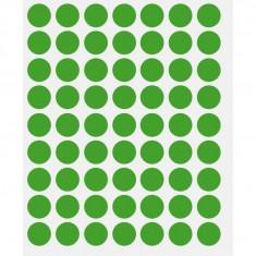 Etichete – buline color verde