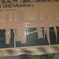 Vind  Pc, monitor Lg ultrahd 4k 27 inci, 68 cm nou cumparat in anul 2019