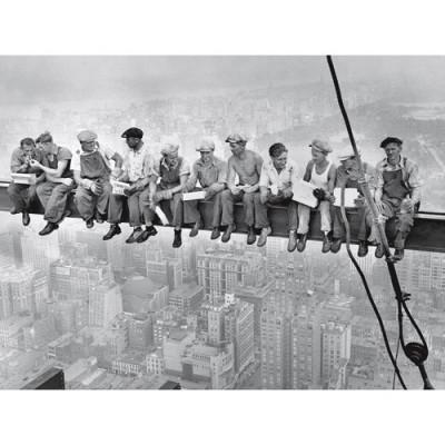 Puzzle Momentul Pranzului In 1932, 1000 Piese foto