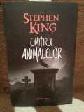 CIMITIRUL ANIMALELOR-STEPHEN KING