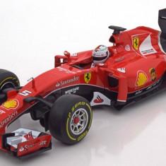 Macheta Ferrari SF15-T Sebastian Vettel Formula 1 2015 - Bburago F1 1/18