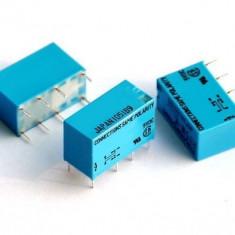 Releu 5V, 20x10x12mm, 6 contacte, FRT2NH-5 - 128300