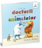 O zi cu doctorii din lumea animalelor. O zi în lumea animalelor