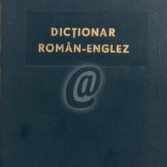 Dictionar roman-englez (Ed. Stiintifica)