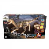 Jucarie interactiva Noriel, Dinozaur robot, Galben
