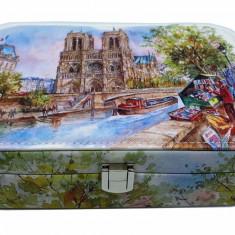 Cutie de bijuterii Notre-Dame
