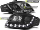 Faruri Audi A4 B7 11.04-03.08 DAYLIGHT Negru