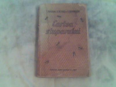 Cartea stuparului-Dr.T.Bogdan,Ing.V.Petrus,Apic.C.Antonescu foto