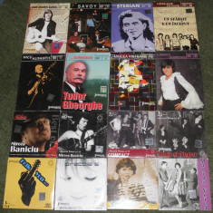 CD Compact,Mircea Baniciu,Tudor Gheorghe,Celelalte Cuvinte,Folk You,Savoy 20-25