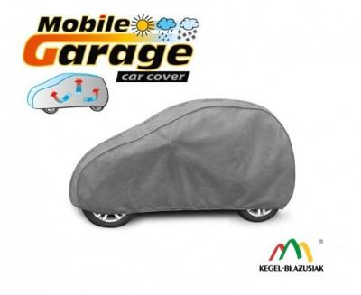 Prelata auto, husa exterioara Smart Fortwo impermeabila in exterior anti-zgariere in interior lungime 250-270cm, S1 Hatchback model Mobile Garage foto