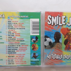 [CDA] V.A. - Smile Jamaica - 40 totally tropical raggae hits - 2CD, CD