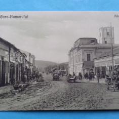 Suceava Gura Humorului Primaria Bukowina Bucovina