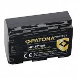Acumulator Patona Protect NP-FZ100 2250mAh replace Sony A9, A7 III-128545