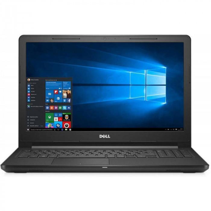 Laptop Dell Vostro 3578 15.6 inch FHD Intel Core i5-8250U 8GB DDR4 256GB SSD AMD Radeon 520 2GB Windows 10 Pro Black 3Yr CIS