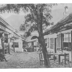 3000 - ADA-KALEH, Bazar, Romania - old postcard, real PHOTO - unused