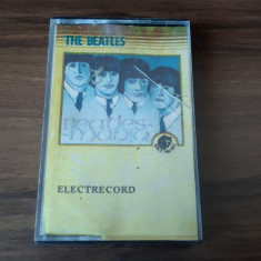 THE BEATLES , CASETA AUDIO