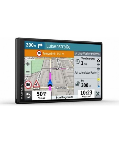 Gps garmin drivesmart 55 lmt 5.5 europe 010-02037-12 multitactil din