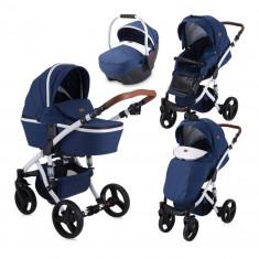 Carucior copii Lorelli Rimini Set Blue