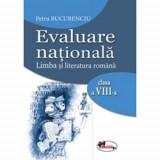 Evaluare Nationala Limba Romana clasa a VIII-a