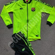 Trening cu pantaloni conici pentru copii 12-13 ani FC BARCELONA model 2019-2020