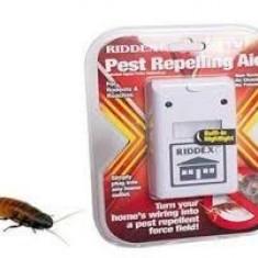 Cumpara ieftin Dispozitiv Ultrasunete Daunatori Pest Repeller