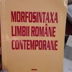 Morfosintaxa limbii romane contemporane – Pamfil Matei