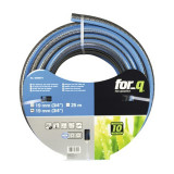 Furtun universal For_q, 25 m, 18.7 mm, 7 bar, PVC, Albastru, General