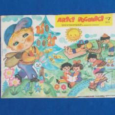 REVISTA ARICI POGONICI , NR. 7 / 1978 ( LIVIA RUSZ )