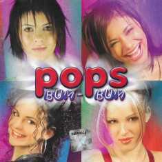 Pops – Bum-Bum (1 CD)