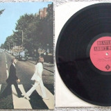 BEATLES - ABBEY ROAD (Made in Rusia) vinil