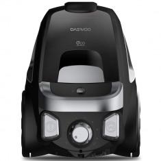 Aspirator fara sac Daewoo RCC-230B/3A, 800 W, 2.5L, Tub telescopic din metal, Negru