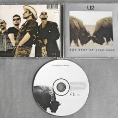 U2 - The Best Of 1990-2000 CD