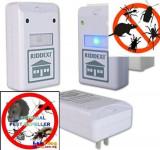 Pest Repeller, aparat contra soareci, gandaci, furnici, paianjeni, RIDDEX Plus