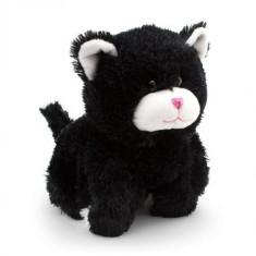 Pisicuta Neagra de Plus Zookiez, Dragon-I Toys
