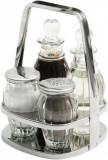 Set condimente 4 piese sare/piper/ulei/otet - H155 mm