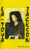 Caseta La Toya Jackson – Bad Girl, originala. ELECTRECORD