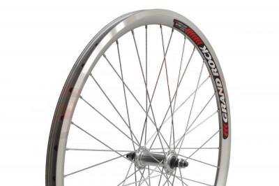 Roata Fata Bicicleta 28x1.50 - 1.75 - Aluminiu - Dubla foto