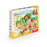 Joc tip lego 14 in 1 constructie multimodele, 3-6 ani, Qboidz
