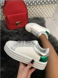 Adidasi dama albi cu platforma marime  37, 38, 39, 40, 41+CADOU